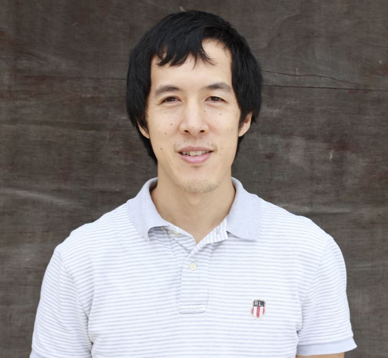 Headshot of Bryan Lee, CEO and Founder of Krishi Star